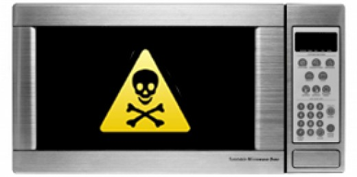 Image result for microwave dangers