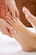Reflexology alleviates and reduce Stress and Burnout