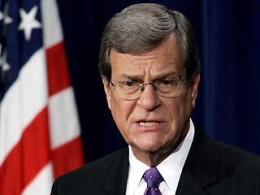 Trent Lott Lost His Leadership Position When He Stated That America Would Have Been Better Off If A Man Who Ran On The Pro-Segregation Ticket Had Won The Presidency