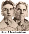 Political Women in History: The Grimké Sisters