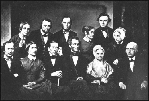 Pennsylvania Anti-Slavery Society in 1851