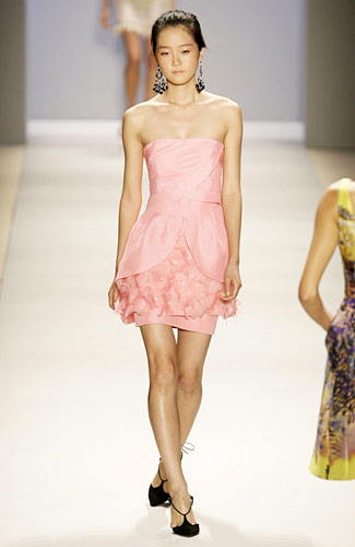 Korean Model Hyoni Kang
