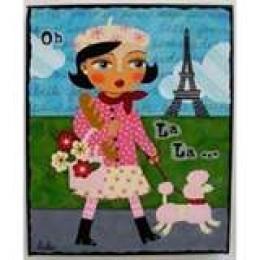To Walk in Paris is to savor life.