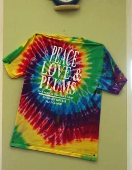 Peace Love & Plums