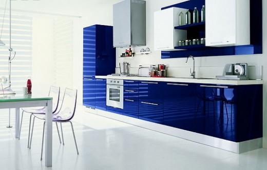 Impressive Blue Kitchen Cabinets 520 x 332 · 26 kB · jpeg