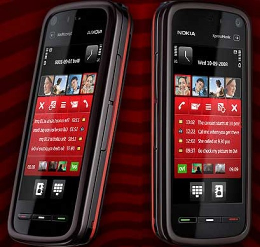 One of the Lightest Cell Phones