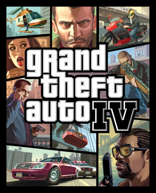 Grand Theft Auto has been a best selling video game, and a contentious video game over the last three decades.