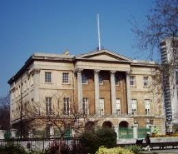 Apsley House is open for visitors these days