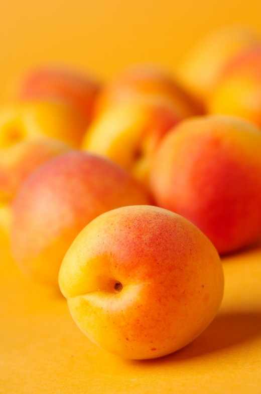 Mmmm...Georgia peaches - an integral part of culinary arts in the South!
