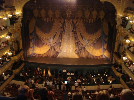 The Marinsky Theatre
