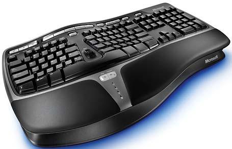Microsoft Natural Ergo Keyboard 4000 - Best