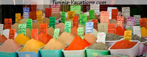 Visit the spice market of Gabes