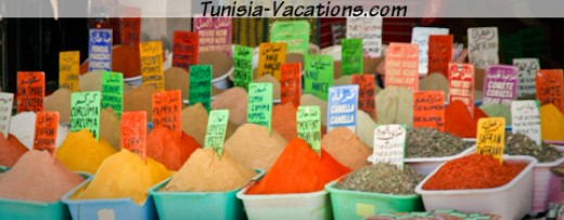 Visit the spice market of Gabes