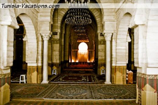 Visit a mosque