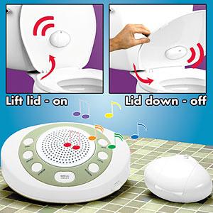 The Toilet Tunes