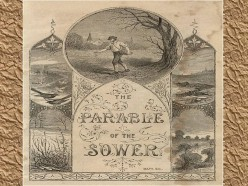 What Kind of Dirt are You?  The Parable of the Sower in Bible. Sermon Outline
