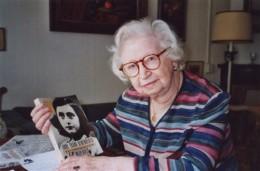 Miep Gies, Ann Frank protector