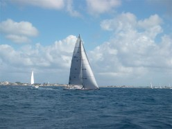 Limping Back Home With a Broken Rudder