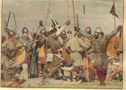The Battle of Maldon, Heroic English Poem, 991 AD.