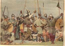 The Battle of Maldon, Heroic English Poem, 991 AD.