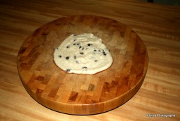 Cream of Wheat with Raisins, Curing on the Board