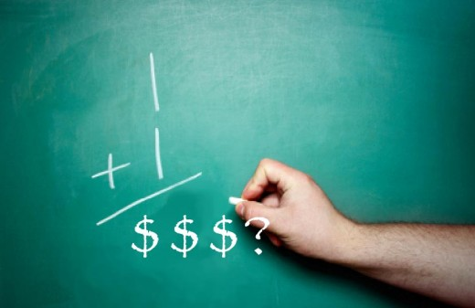 Math jobs are bringing in surprisingly large amounts of money this year. But which ones pay the best?