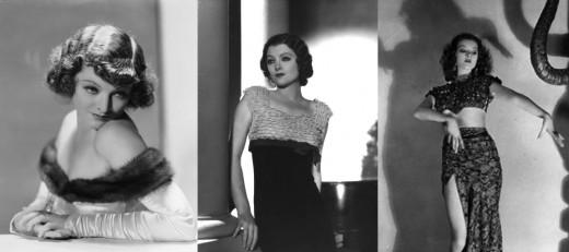 Actress Myrna Loy