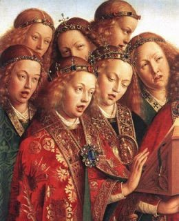 The first castrati in Europe sang in church choirs in Italy and were viewed much the same as celibate monks.