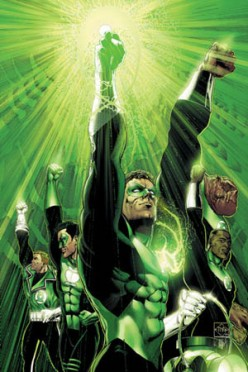 Top Ten Green Lantern Villains