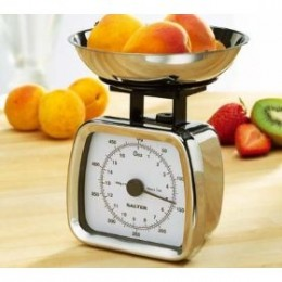 Salter stainless steel diet scale