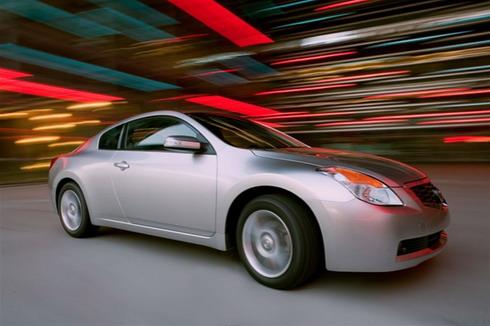 Nissan Altima Hybrid car