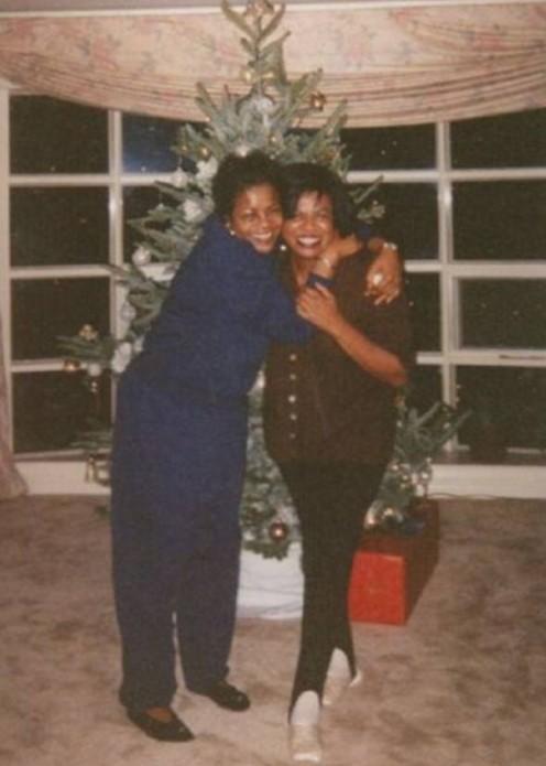 Maxx (left) Angela (right) 1996