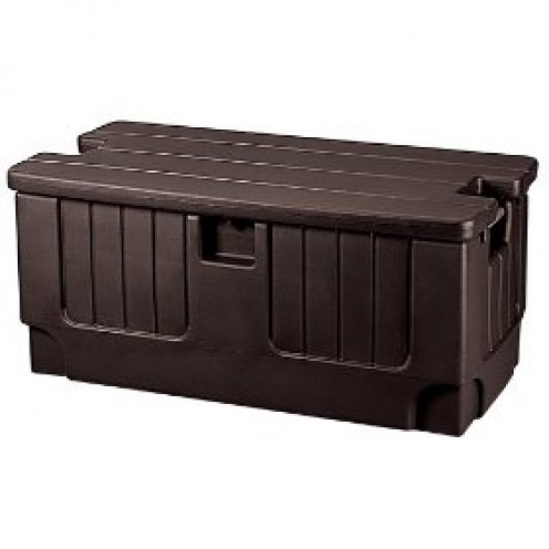 Jolly Pet Tack Trunk w/ Tote Tray Black