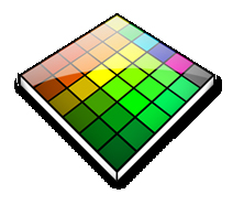 Download a really useful free colour-picker tool to accurately match hexadecimal codes. Click link above.