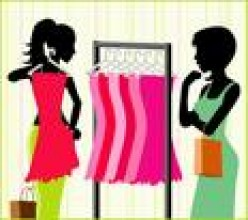 Ego sizing is big business in America, especially in women's clothing stores.