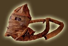 Morgan's Gas Mask   source:Blackinventors.com