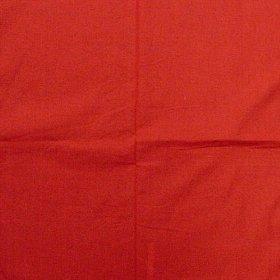 Plain Red Bandana by Bewild
