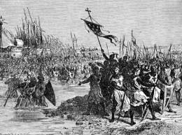 The Knights Templar and masonic history