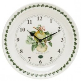Apple Harvest Wall Clock by Portmeiron