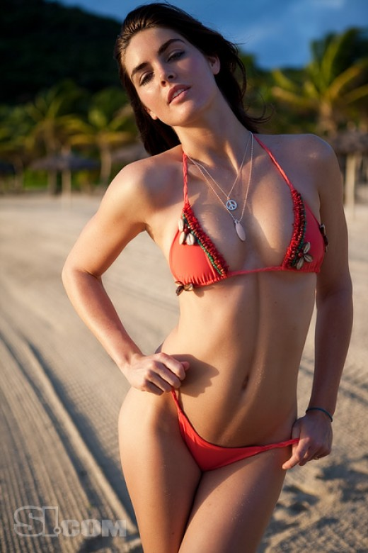 Red Beautiful Bikini on Hot Women. Written on Mar-22-10 9:14pm