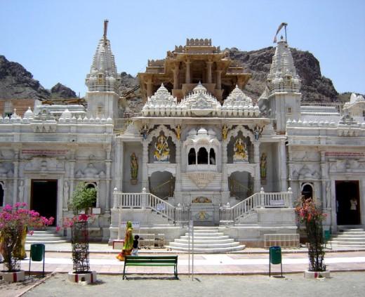 Nakoda  temple