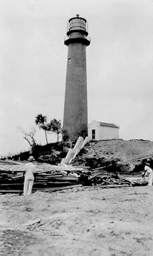 The property near Lighthouse Park was formerly part of Fort Jupiter, a military installation during the Seminole Indian Wars.