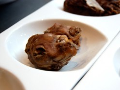 squirrel heads is considered a delicacy in the Snow Shoe Mountains of West Virginia. Doesn't this make your mouth water.