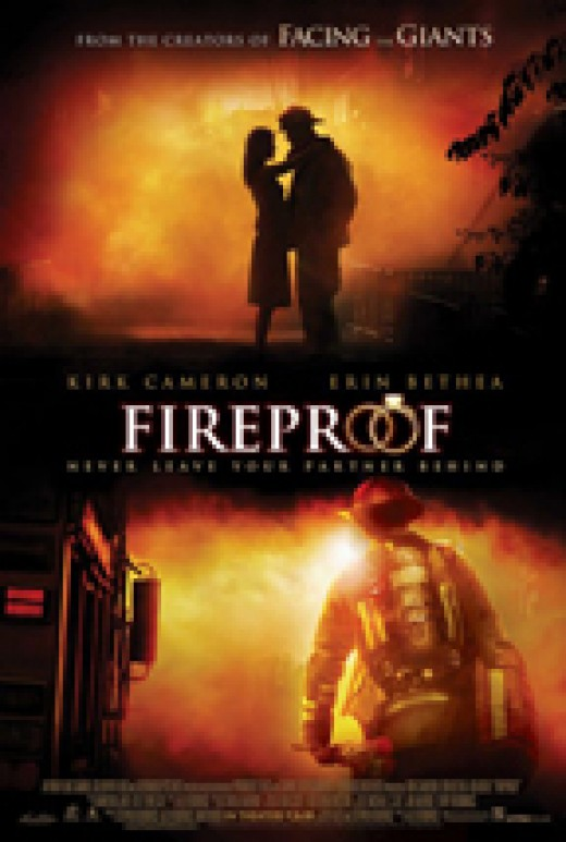 Fire proof is among Alex Kendrick's greatest movie triumphs.