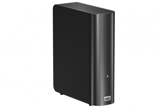 My Book 3.0 external drive, from Western Digital