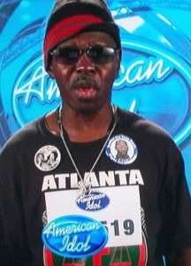 General Larry Platt on American Idol sings Pants on the Ground