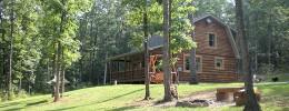 Wild Vines Log Cabin