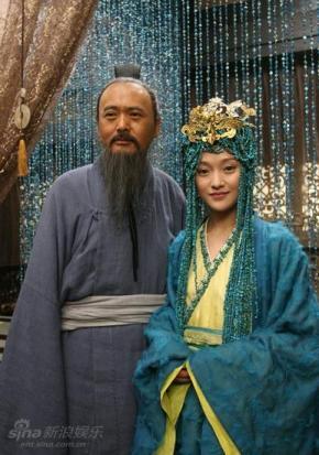 Confucius and Nan Zi
