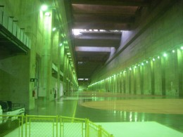 Inside the Itaipu Power Plant
