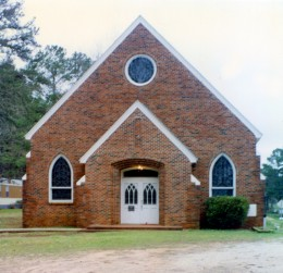 The fourth McMahan's Chapel